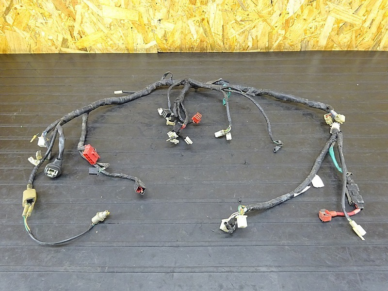 【200501】■ NSR250R (MC16) メインハーネス | 中古バイクパーツ通販・買取 ジャンクヤード鳥取 JunkYard
