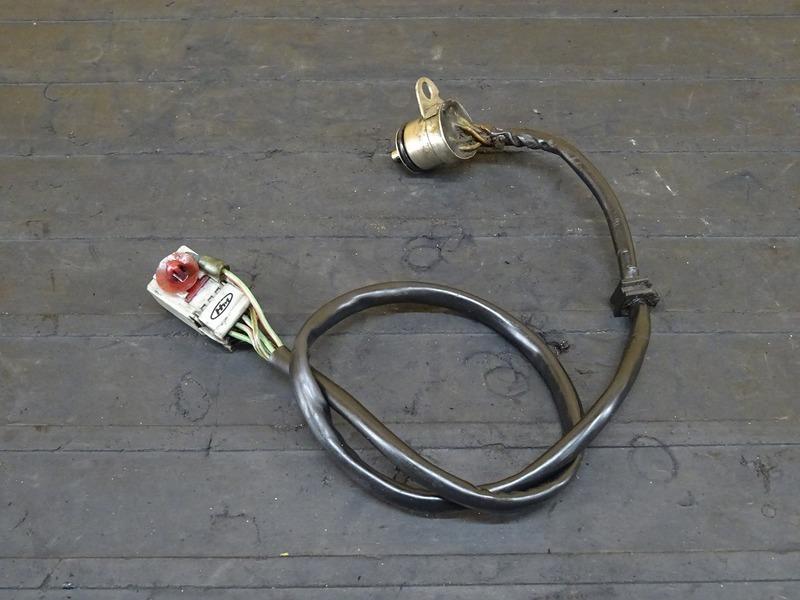 【200602】NSR250R エンジンパーツ■ シフトポジションセンサー 【MC16 MC18 MC21 MC28 SE SP 乾式クラッチ   中古バイクパーツ通販・買取 ジャンクヤード鳥取 JunkYard