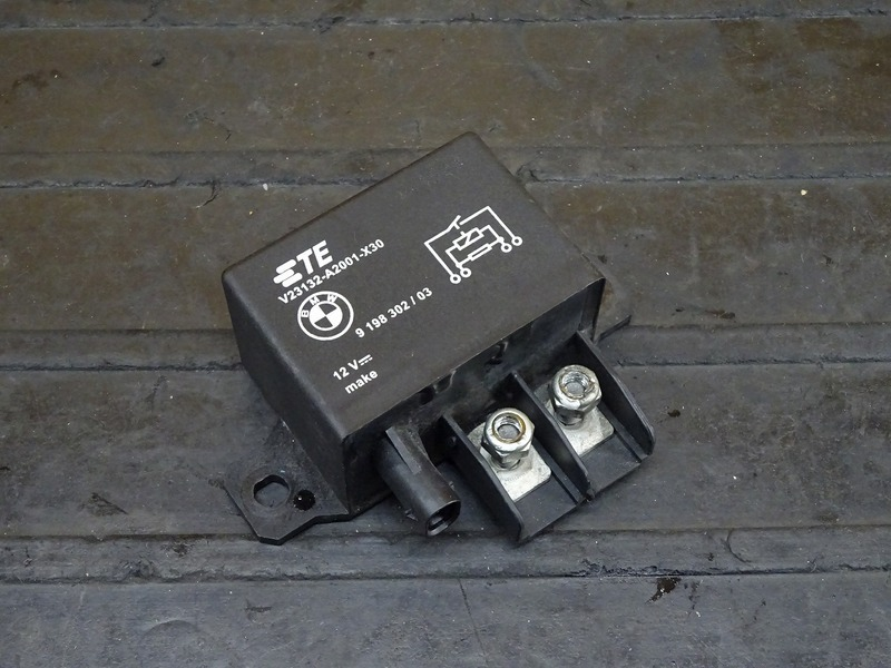 【210329】BMW C650GT '16◇ スターターリレー マグネットスイッチ | 中古バイクパーツ通販・買取 ジャンクヤード鳥取 JunkYard