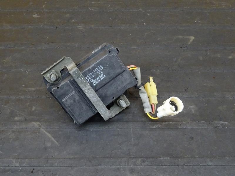 【210712】GSX-R1000 '03■ 排気デバイスモーター 排気バルブモーター サーボモーター ステー 【K3 ※検:K4 | 中古バイクパーツ通販・買取 ジャンクヤード鳥取 JunkYard