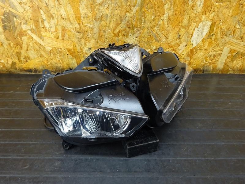 【210802】YZF-R3 ABS(RH13J-001)■ ヘッドライト ヘッドライトユニット ※検:YZF-R25 MT25 | 中古バイクパーツ通販・買取 ジャンクヤード鳥取 JunkYard