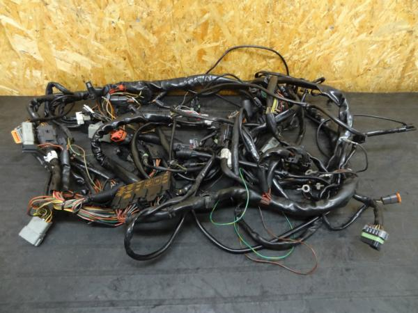 【150605】FLHTCU1450-I◇メインハーネス ケーブル 電装 難有 | 中古バイクパーツ通販・買取 ジャンクヤード鳥取 JunkYard