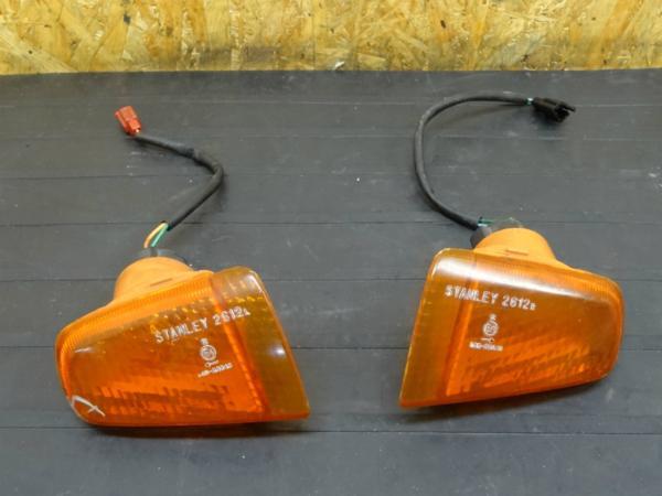 【150805】VFR750F(RC36)◇リアウインカー 左右 ウィンカー   中古バイクパーツ通販・買取 ジャンクヤード鳥取 JunkYard