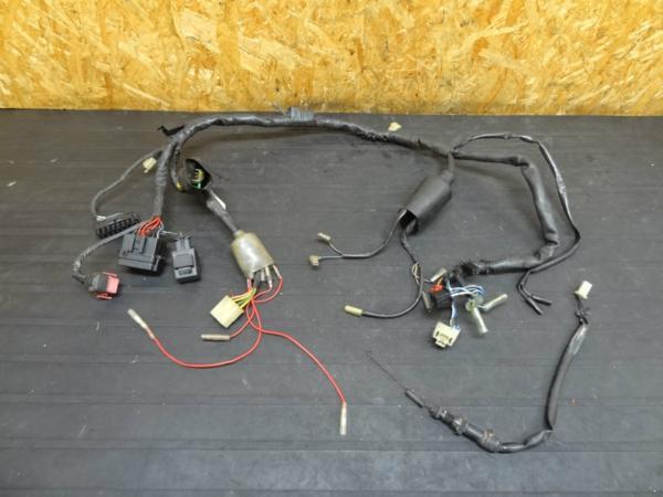 【150826】マグナ250(MC29)◆メインハーネス 電装 難有 | 中古バイクパーツ通販・買取 ジャンクヤード鳥取 JunkYard