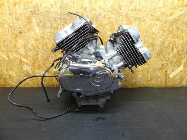 【150826】マグナ250(MC29)◆エンジン 始動確認済!! | 中古バイクパーツ通販・買取 ジャンクヤード鳥取 JunkYard