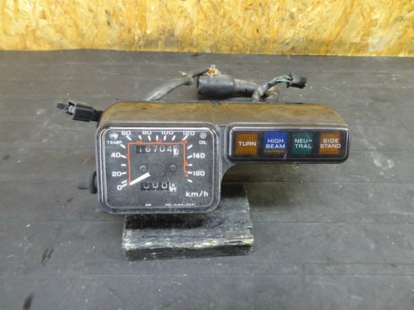 【151124】CRM250(MD24)◆メーターユニット スピード 難有 | 中古バイクパーツ通販・買取 ジャンクヤード鳥取 JunkYard
