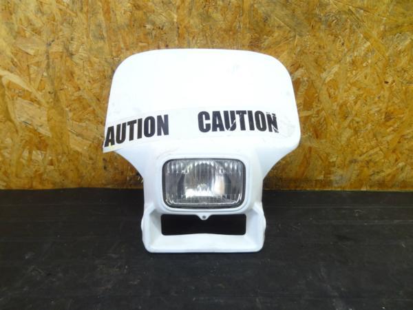【151124】CRM250(MD24)◆ライトカウル カバー フロント 外装 | 中古バイクパーツ通販・買取 ジャンクヤード鳥取 JunkYard