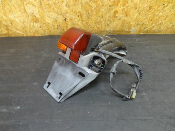 【151124】CRM250(MD24)◆リアインナーフェンダー テール 泥よけ | 中古バイクパーツ通販・買取 ジャンクヤード鳥取 JunkYard