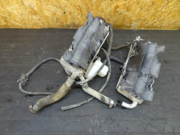 【151124】CRM250(MD24)◆ラジエター ラジエーター タンク 難有 | 中古バイクパーツ通販・買取 ジャンクヤード鳥取 JunkYard