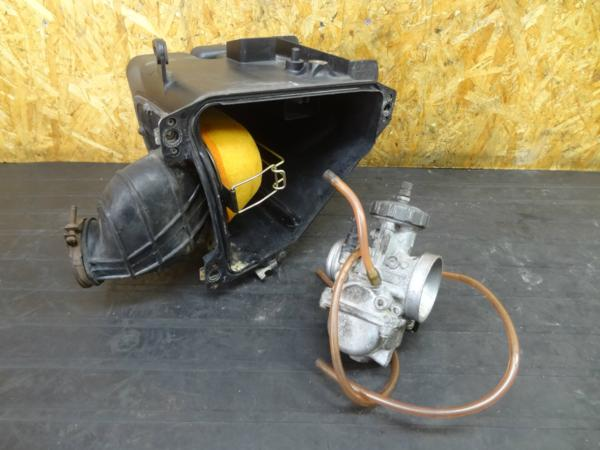 【151124】CRM250(MD24)◆ケイヒン キャブレター キャブ PWK | 中古バイクパーツ通販・買取 ジャンクヤード鳥取 JunkYard