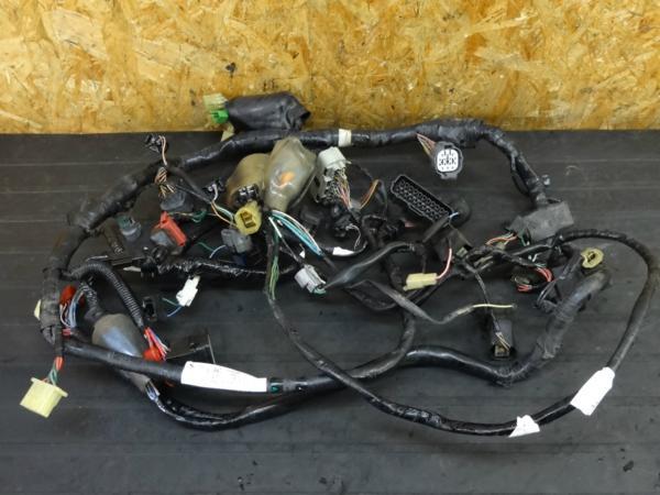 【160119】CBR1100XX(SC35)◇メインハーネス リレー 難有 | 中古バイクパーツ通販・買取 ジャンクヤード鳥取 JunkYard