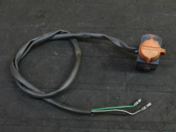 [160214]TLR200(MD09)◇ハンドルスイッチ 右 キルスイッチ   中古バイクパーツ通販・買取 ジャンクヤード鳥取 JunkYard