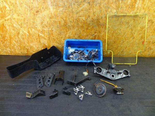 【160414】ZX-10(ZXT00B)◎ボルトセット ステー ホーン フック | 中古バイクパーツ通販・買取 ジャンクヤード鳥取 JunkYard