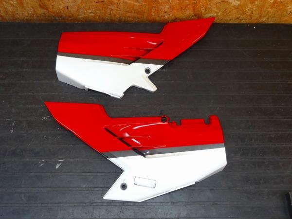 【160414】ZX-10(ZXT00B)◎サイドカバー 左右セット カウル 難有 | 中古バイクパーツ通販・買取 ジャンクヤード鳥取 JunkYard