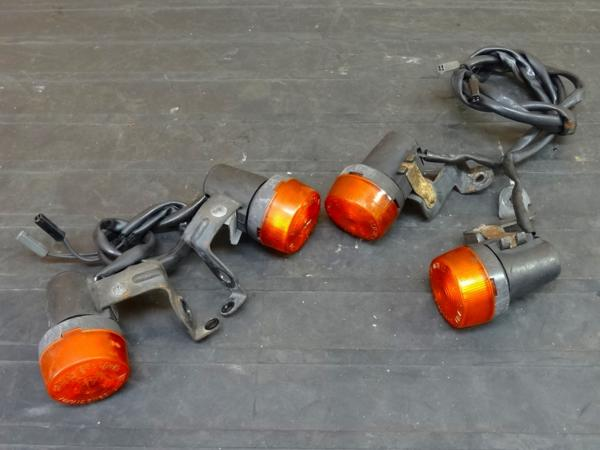 【160523】ジェベル200(SH42A)◎ウインカー ウィンカー 4個SET | 中古バイクパーツ通販・買取 ジャンクヤード鳥取 JunkYard