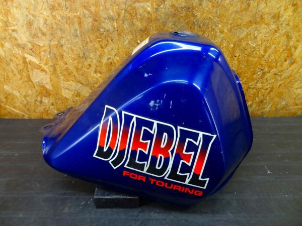 【160523】ジェベル200(SH42A)◎ガソリンタンク 燃料 フューエル | 中古バイクパーツ通販・買取 ジャンクヤード鳥取 JunkYard