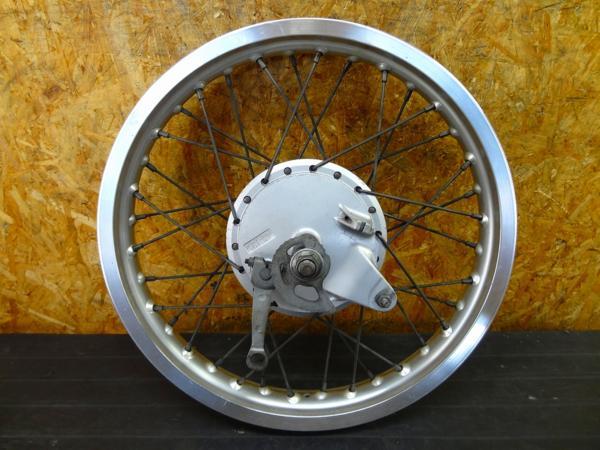 【160523】ジェベル200(SH42A)◎リアホイール 19×2.15 | 中古バイクパーツ通販・買取 ジャンクヤード鳥取 JunkYard