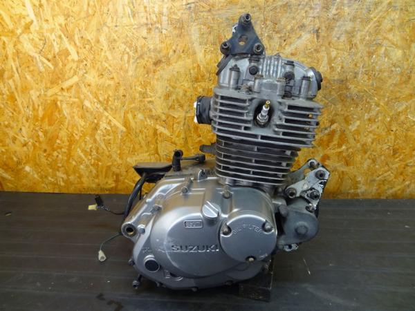 【160523】ジェベル200(SH42A)◎エンジン 始動OK セルモーター付 | 中古バイクパーツ通販・買取 ジャンクヤード鳥取 JunkYard