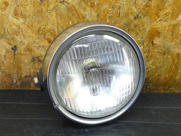 【161216】Z250LTD(KZ250G)◇ヘッドライト レンズ ケース | 中古バイクパーツ通販・買取 ジャンクヤード鳥取 JunkYard