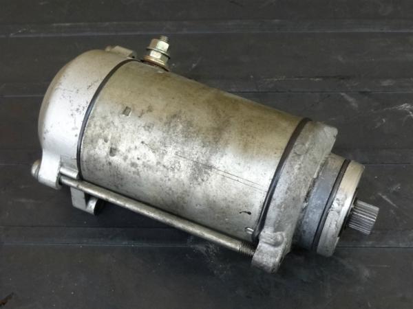 【161216】Z250LTD(KZ250G)◇セルモーター スターターモーター | 中古バイクパーツ通販・買取 ジャンクヤード鳥取 JunkYard
