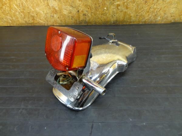 【170512】GL400カスタム(GL400-1006)◆リアフェンダー テールランプ ステー   中古バイクパーツ通販・買取 ジャンクヤード鳥取 JunkYard