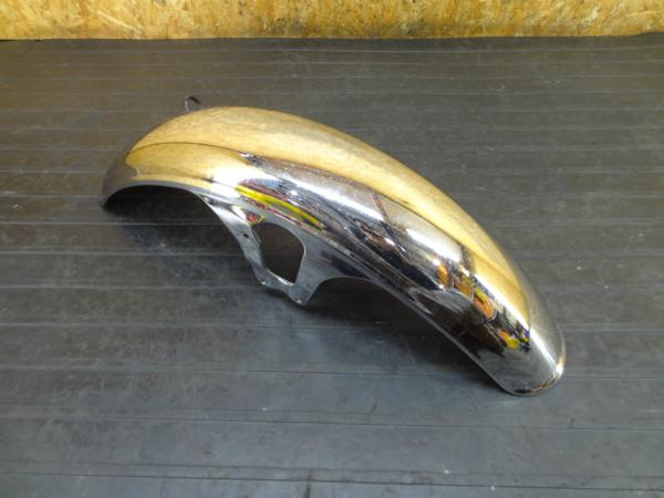 【170512】GL400カスタム(GL400-1006)◆フロントフェンダー メッキ   中古バイクパーツ通販・買取 ジャンクヤード鳥取 JunkYard