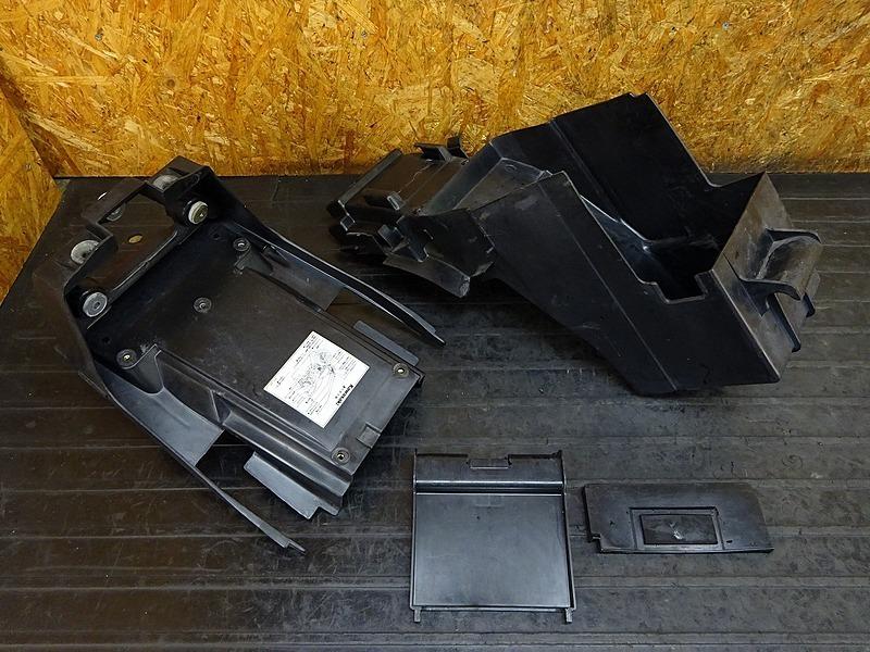 【181128.K】ZRX-Ⅱ(ZR400E-310)★ リアインナーフェンダー バッテリーボックス 【ZRX400 | 中古バイクパーツ通販・買取 ジャンクヤード鳥取 JunkYard