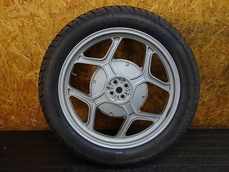【181219.F】BMW R65 ★ リアホイール 2.50×18 (検 R100 R90 R80 R75 R65 LS GS | 中古バイクパーツ通販・買取 ジャンクヤード鳥取 JunkYard