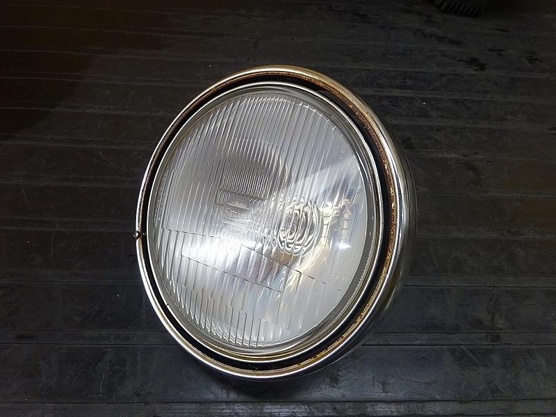 【190217.K】バリオスⅡ(ZR250B-031)● ヘッドライト レンズ 【バリウス2 2型 | 中古バイクパーツ通販・買取 ジャンクヤード鳥取 JunkYard