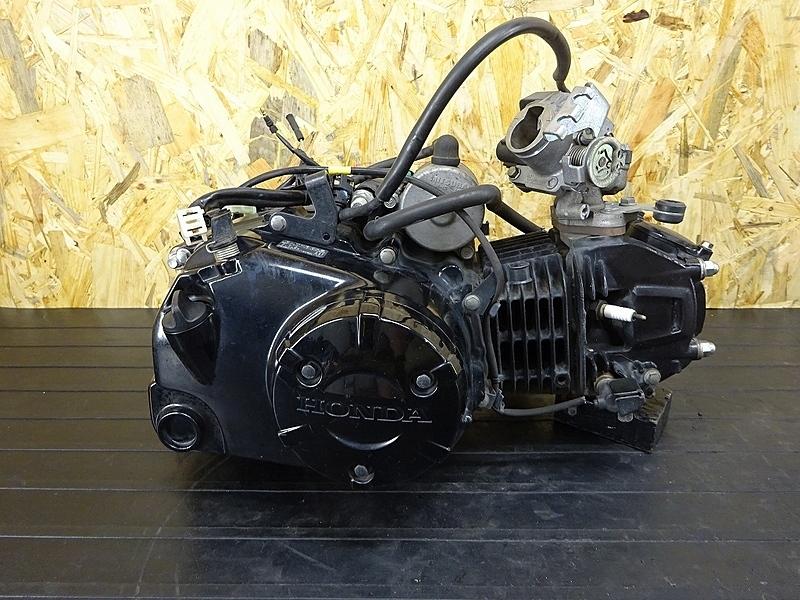 【190403.H】GROM(JC61-1102)★ 中古エンジン 始動確認済み!! ジェネレーター セルモーター スロットルボディー 【グロム 前期 MSX125 JC75 | 中古バイクパーツ通販・買取 ジャンクヤード鳥取 JunkYard
