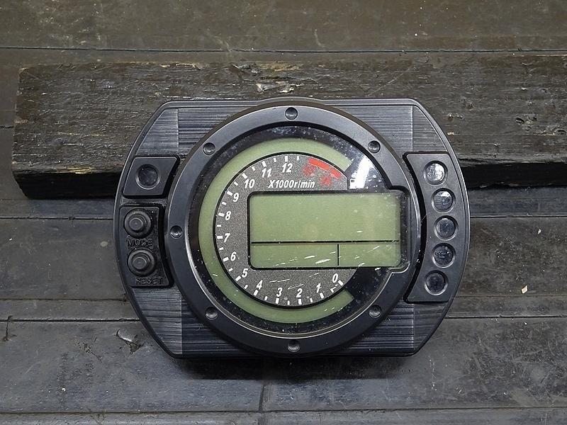 【190501.K】ZX-10R'04-05● スピードメーター(4216㎞) インジケーター 【C型 ZX1000C ニンジャ   中古バイクパーツ通販・買取 ジャンクヤード鳥取 JunkYard