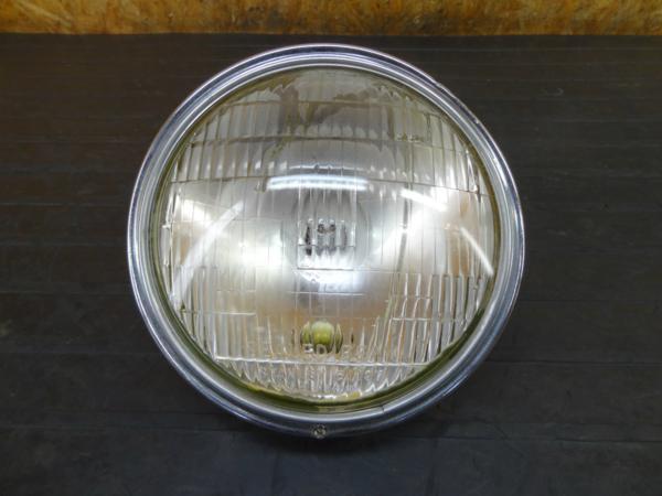 【170512】GL400カスタム(GL400-1006)◆ヘッドライト レンズ ケース 難有 | 中古バイクパーツ通販・買取 ジャンクヤード鳥取 JunkYard