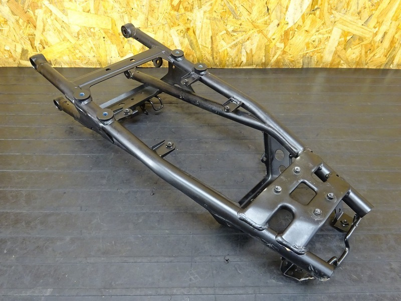 【200615】GSX-S1000 ABS '16■ シートレール サブフレーム 【S1000F   中古バイクパーツ通販・買取 ジャンクヤード鳥取 JunkYard