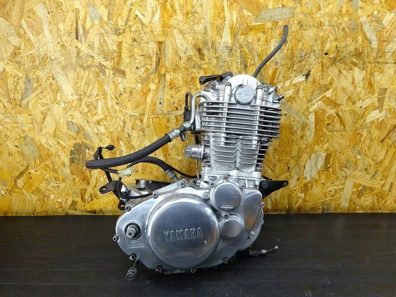 【200718】■ SR400(RH01J) 中古エンジン 始動確認後取り外し!! ジェネレーター 24685㎞ | 中古バイクパーツ通販・買取 ジャンクヤード鳥取 JunkYard