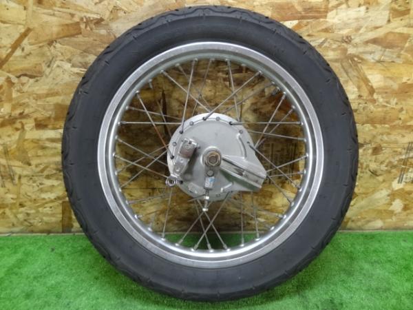 GB250クラブマン(MC10-1502)◇リアホイール 18×2.15 【5型 | 中古バイクパーツ通販・買取 ジャンクヤード鳥取 JunkYard