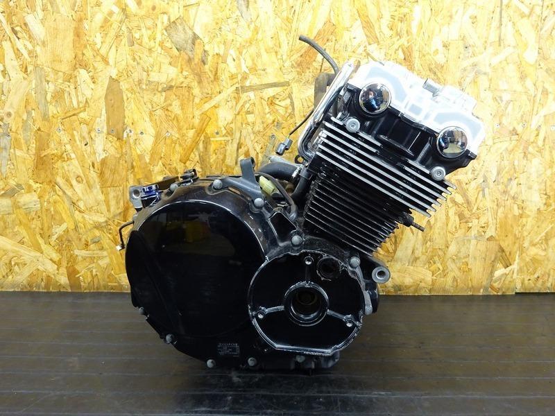 【000A-210202】CB400SF Vtec3(NC39-1207)■ 中古エンジン 始動確認後取り外し! ジェネレーター セルモーター 【SPEC3 スペック3 VTECⅢ | 中古バイクパーツ通販・買取 ジャンクヤード鳥取 JunkYard
