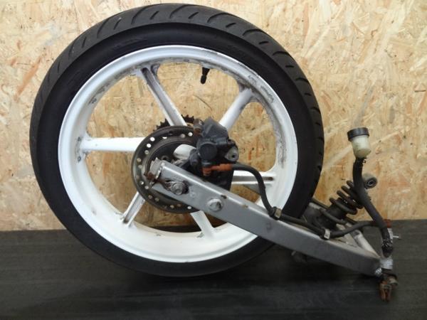 [140624]NS-1(AC12)◎リアホイール スイングアーム リアサス | 中古バイクパーツ通販・買取 ジャンクヤード鳥取 JunkYard