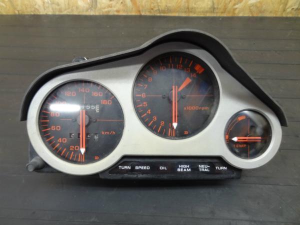 【140625】VT250F(MC08)◎メーターユニット スピード タコ | 中古バイクパーツ通販・買取 ジャンクヤード鳥取 JunkYard