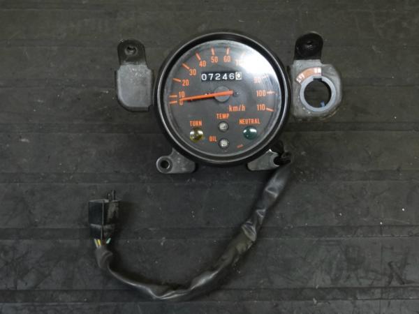 【140810】KSR80(MX080B)◇純正スピードメーター 110km【KSR-1/2 | 中古バイクパーツ通販・買取 ジャンクヤード鳥取 JunkYard