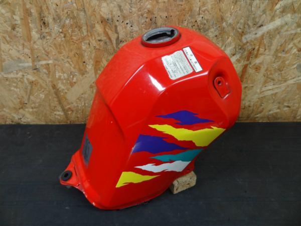 【140810】KSR80(MX080B)◇ガソリンタンク フューエル 赤【KSR-2 | 中古バイクパーツ通販・買取 ジャンクヤード鳥取 JunkYard