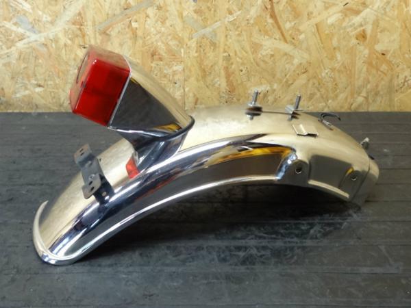 【141105】ボルティ(NJ47A)◆メッキリアフェンダー テールランプ | 中古バイクパーツ通販・買取 ジャンクヤード鳥取 JunkYard