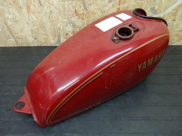 《140528》SR500(2J2)◇純正ナロータンク スリム ガソリン初期型   中古バイクパーツ通販・買取 ジャンクヤード鳥取 JunkYard