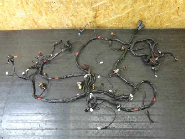 【141219】ピアジオMP3◆メインハーネス ケーブル 電装 | 中古バイクパーツ通販・買取 ジャンクヤード鳥取 JunkYard