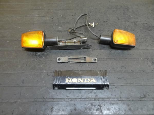 【150107】ジェイド(MC23)◆ステムカバー ウインカーSET CBX?? | 中古バイクパーツ通販・買取 ジャンクヤード鳥取 JunkYard
