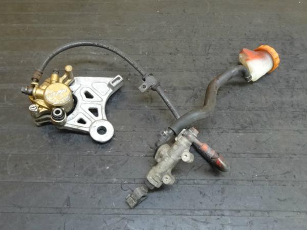 【150107】ジェイド(MC23)◆リアブレーキマスター キャリパー | 中古バイクパーツ通販・買取 ジャンクヤード鳥取 JunkYard