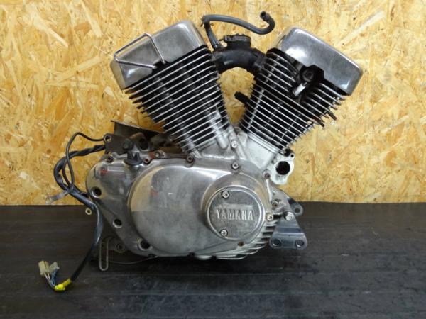 【150121】ビラーゴ250(3DM)◆エンジン 始動確認済 メッキ | 中古バイクパーツ通販・買取 ジャンクヤード鳥取 JunkYard