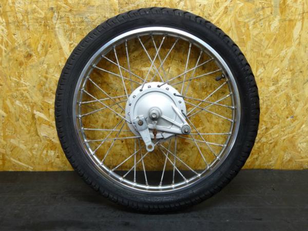 【150227】カブ50カスタム(AA01)◆リアホイール アクスル ハブ | 中古バイクパーツ通販・買取 ジャンクヤード鳥取 JunkYard
