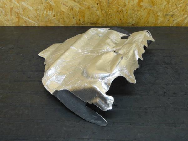 【150331】FJR1300AS(RP27J)◆遮熱板 ヒートプロテクター アルミ | 中古バイクパーツ通販・買取 ジャンクヤード鳥取 JunkYard