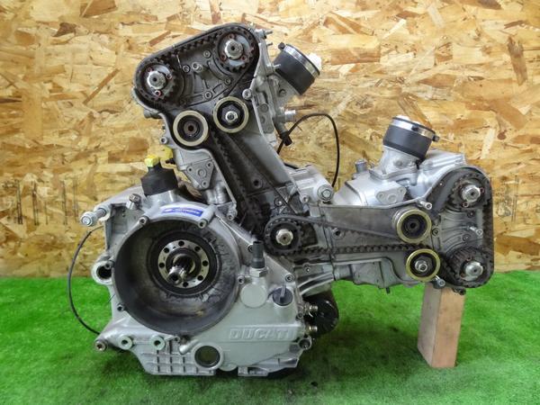 ドゥカティS4R(M405AA4B)◇エンジン 始動&走行OK!! セル付 | 中古バイクパーツ通販・買取 ジャンクヤード鳥取 JunkYard