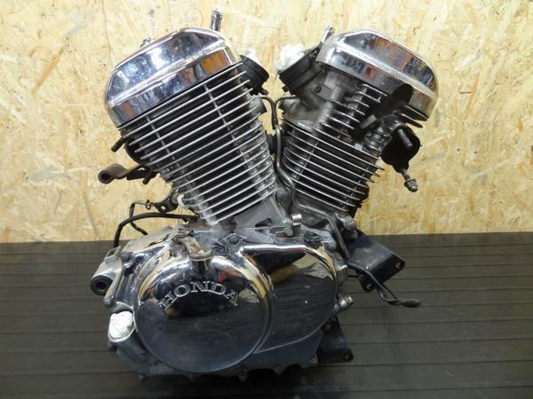 【140418】スティード400(NC26)◎エンジン 始動確認済!! | 中古バイクパーツ通販・買取 ジャンクヤード鳥取 JunkYard